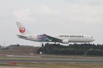 matsuさんが、成田国際空港で撮影した日本航空 767-346/ERの航空フォト(写真)