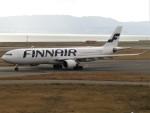 国府宮さんが、関西国際空港で撮影したフィンエアー A330-302Xの航空フォト(写真)