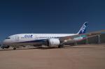 トシさんさんが、pima Air&Space Museumで撮影したボーイング 787-8 Dreamlinerの航空フォト(写真)