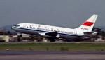 ハミングバードさんが、名古屋飛行場で撮影した中国民用航空局 737-2T4/Advの航空フォト(写真)