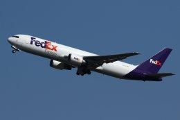 isiさんが、成田国際空港で撮影したフェデックス・エクスプレス 767-3S2F/ERの航空フォト(飛行機 写真・画像)