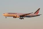 zettaishinさんが、ハーツフィールド・ジャクソン・アトランタ国際空港で撮影したエールフランス航空 777-228/ERの航空フォト(写真)