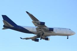 cassiopeiaさんが、横田基地で撮影したウエスタン・グローバル・エアラインズ 747-446(BCF)の航空フォト(飛行機 写真・画像)