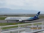 sp3混成軌道さんが、関西国際空港で撮影したアジア・アトランティック・エアラインズ 767-383/ERの航空フォト(写真)