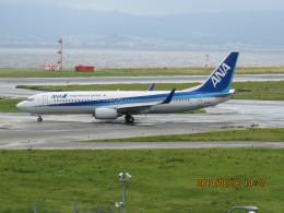 F.YUKIHIDEさんが、関西国際空港で撮影した全日空 737-881の航空フォト(飛行機 写真・画像)