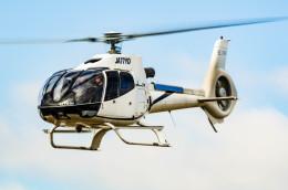 NCT310さんが、東京ヘリポートで撮影したオートパンサー EC130B4の航空フォト(飛行機 写真・画像)