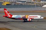 Asamaさんが、香港国際空港で撮影したエアアジア・フィリピン A320-216の航空フォト(写真)