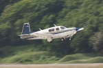 木人さんが、那覇空港で撮影した日本個人所有 M20K 252TSEの航空フォト(写真)