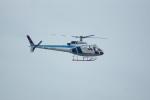 FRTさんが、岩国空港で撮影した中日本航空 AS350B Ecureuilの航空フォト(飛行機 写真・画像)