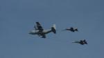 FRTさんが、岩国空港で撮影したアメリカ海兵隊 KC-130J Herculesの航空フォト(飛行機 写真・画像)