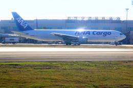 dianaさんが、台湾桃園国際空港で撮影した全日空 767-381/ER(BCF)の航空フォト(飛行機 写真・画像)