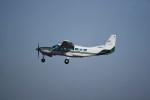 kumagorouさんが、仙台空港で撮影した共立航空撮影 208A Caravan 675の航空フォト(飛行機 写真・画像)