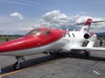 ザキヤマさんが、熊本空港で撮影したホンダ・エアクラフト・カンパニー HA-420の航空フォト(写真)