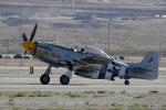 TAKA-Kさんが、ネリス空軍基地で撮影したアメリカ空軍 P-51 Mustangの航空フォト(写真)