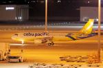 yabyanさんが、中部国際空港で撮影したセブパシフィック航空 A320-214の航空フォト(飛行機 写真・画像)