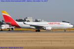 Chofu Spotter Ariaさんが、成田国際空港で撮影したイベリア航空 A330-202の航空フォト(飛行機 写真・画像)