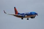 garrettさんが、ロサンゼルス国際空港で撮影したサンカントリー・エアラインズ 737-752の航空フォト(写真)