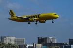 garrettさんが、ロサンゼルス国際空港で撮影したスピリット航空 A321-231の航空フォト(写真)