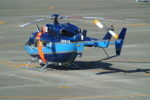 yashiraiさんが、名古屋飛行場で撮影した京都府警察 BK117C-1の航空フォト(写真)