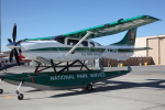 TAKA-Kさんが、ネリス空軍基地で撮影したNational Park Service T206H Turbo Stationairの航空フォト(写真)
