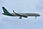 islandsさんが、アントニオ・B・ウォン・パット国際空港で撮影したアジア・パシフィック・エアラインズ 757-29Jの航空フォト(写真)