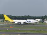 FRTさんが、成田国際空港で撮影したポーラーエアカーゴ 747-46NF/SCDの航空フォト(飛行機 写真・画像)
