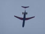 FRTさんが、伊丹空港で撮影したアイベックスエアラインズ CL-600-2C10 Regional Jet CRJ-702の航空フォト(写真)