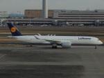 さゆりんごさんが、羽田空港で撮影したルフトハンザドイツ航空 A350-941XWBの航空フォト(写真)