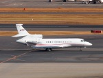 51ANさんが、羽田空港で撮影したTAG エイビエーション・アジア Falcon 7Xの航空フォト(写真)