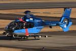 korosukeさんが、南紀白浜空港で撮影した高知県警察 EC135T2+の航空フォト(写真)