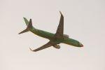まいけるさんが、ドンムアン空港で撮影したノックエア 737-86Jの航空フォト(写真)