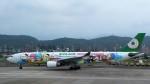 westtowerさんが、台北松山空港で撮影したエバー航空 A330-302Xの航空フォト(写真)