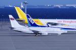 yabyanさんが、中部国際空港で撮影したアメリカ企業所有 737-7BC BBJの航空フォト(飛行機 写真・画像)