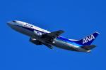 T.Sazenさんが、伊丹空港で撮影したANAウイングス 737-5L9の航空フォト(飛行機 写真・画像)
