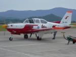れんしさんが、防府北基地で撮影した航空自衛隊 T-7の航空フォト(飛行機 写真・画像)