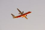 まいけるさんが、ドンムアン空港で撮影したノックエア DHC-8-402Q Dash 8の航空フォト(写真)