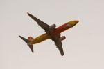 まいけるさんが、ドンムアン空港で撮影したノックエア 737-88Lの航空フォト(写真)