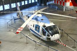 りんたろうさんが、名古屋飛行場で撮影した宇宙航空研究開発機構 MH2000Aの航空フォト(写真)