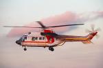 りんたろうさんが、名古屋飛行場で撮影した朝日航洋 AS332L1 Super Pumaの航空フォト(写真)