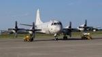 おかげ犬さんが、八戸航空基地で撮影した海上自衛隊 P-3Cの航空フォト(写真)