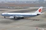 Kuuさんが、羽田空港で撮影した中国国際航空 A330-343Xの航空フォト(飛行機 写真・画像)