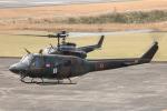 HAC_RENさんが、八丈島空港で撮影した陸上自衛隊 UH-1Jの航空フォト(写真)
