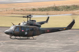 HAC_RENさんが、八丈島空港で撮影した陸上自衛隊 UH-1Jの航空フォト(飛行機 写真・画像)