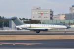 トロピカルさんが、成田国際空港で撮影したTAG エイビエーション・アジア BD-700 Global Express/5000/6000の航空フォト(写真)