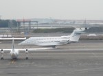 flyflygoさんが、羽田空港で撮影したガルフストリーム・エアロスペース G650 (G-VI)の航空フォト(写真)