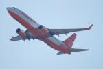 FRTさんが、関西国際空港で撮影したチェジュ航空 737-86Nの航空フォト(飛行機 写真・画像)