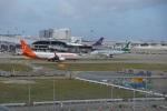 FRTさんが、関西国際空港で撮影したチェジュ航空 737-8GJの航空フォト(飛行機 写真・画像)
