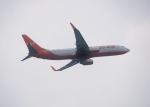 FRTさんが、福岡空港で撮影したチェジュ航空 737-86Qの航空フォト(飛行機 写真・画像)