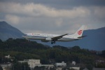 FRTさんが、福岡空港で撮影した中国国際航空 737-808の航空フォト(飛行機 写真・画像)