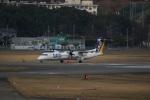 FRTさんが、福岡空港で撮影した日本エアコミューター DHC-8-402Q Dash 8の航空フォト(飛行機 写真・画像)